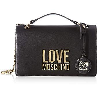 Love Moschino Pre-collection SS21 Women's Shoulder Bag, Black, Normal(6)