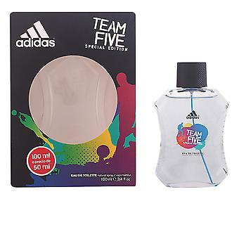 Adidas Team Five Special Edition Edt Spray 100 Ml für Männer