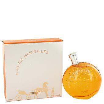 Elixir Des Merveilles by Hermes Eau De Parfum Spray 3.3 oz