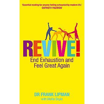 Genoplive! -end udmattelse og føler sig godt igen 9781848505933