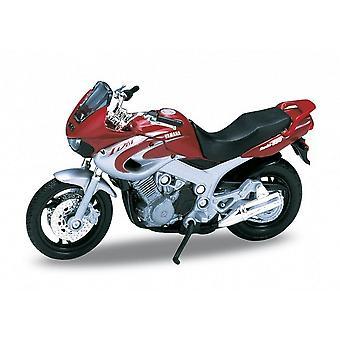 Yamaha TDM 850 (2001) Diecast modell motorcykel