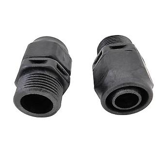 """Pentair 353094 1"""" Hose Fitting Kit - Pack of 2 for Pumps"""
