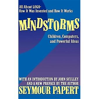 Mindstorms by Seymour PapertSeymour A. Papert