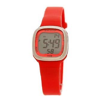 Dunlop watch dun-55-l07 red