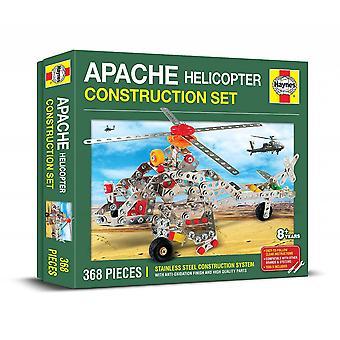 アパッチヘリコプター建設セット