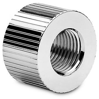 EK Vattenblock EK-Kvantvridmoment 14mm Statisk hona/honförlängare - Nickel