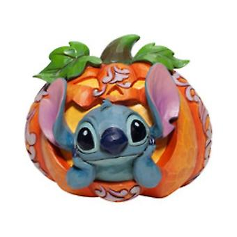 Stitch O' Lantern Disney Perinteet Figurine