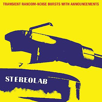 Stereolab - Transient Random-Noise Bursts With Announcements Vinyl