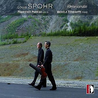 Parrino / Fedrigotti - Reisesonate [CD] USA import