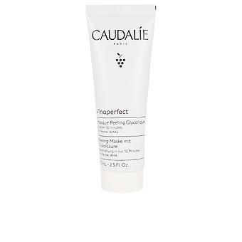 Caudalie Masque peeling Glykolique 75 ml för kvinnor