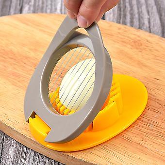 Multifunctionele ei slicers ei splitter gesneden ei apparaat creatieve keuken ei tools