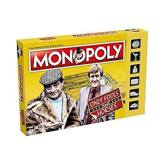 Alleen Fools And Horses Monopoly Spel