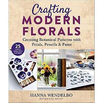 Crafting Modern Florals Creating Botanical Patterns with Petals Pencils  Paint