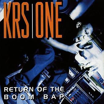 Krs-One - Return of the Boom Bap [Vinyl] USA import