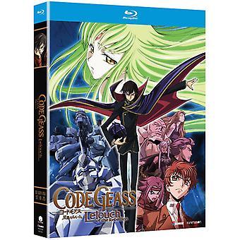 Code Geass: Lelouch of import USA rébellion saison 1 [Blu-ray]