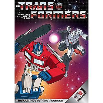 Transformatorer mer enn møter øynene: Season One [DVD] USA import
