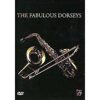 The Fabulous Dorseys [DVD] USA import