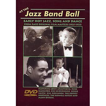 At the Jazz Band Ball-Early Ho [DVD] USA import