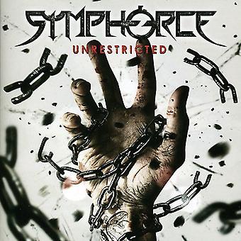 SYMPHORCE - uneingeschränkte [CD] USA import