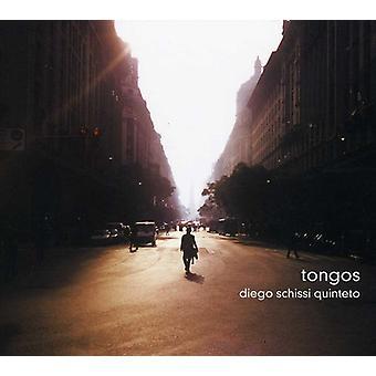 Diego Schissi - Tongos [CD] USA import