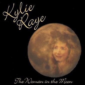 Kylie Raye - Woman in the Moon [CD] USA import
