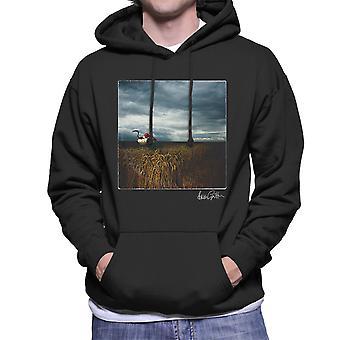 Depeche Mode A Broken Frame Album Sleeve Men's Hooded Sweatshirt