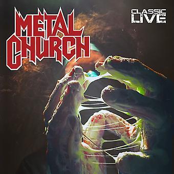 Metal Church - Classic Live [CD] USA import