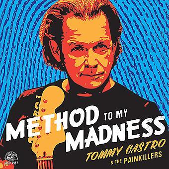 Tommy Castro & Schmerzmittel - Methode, um mein Wahnsinn [CD] USA import
