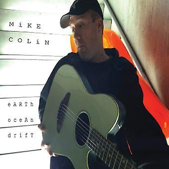 マイク コリン - 地球海ドリフト [CD] USA 輸入