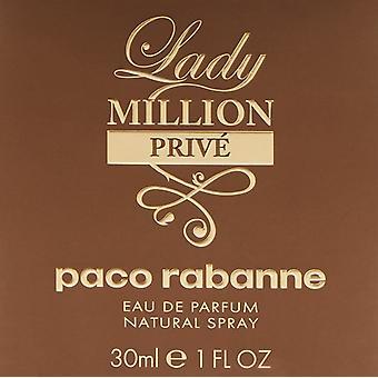 Paco Rabanne Lady mln Privé EDP 30ml Spray