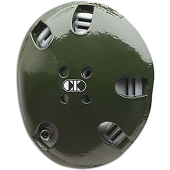 حرص كليف E58 التوقيع المصارعة القبعات-أخضر داكن