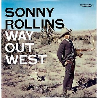 Sonny Rollins - Way Out West [Vinyl] USA import
