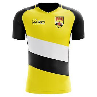 2018-2019 Brunei Home Concept Football Shirt