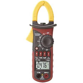 Testboy TV 216N Clamp meter, handheld multimeter Digital CAT III 600 V display (tellingen): 6600