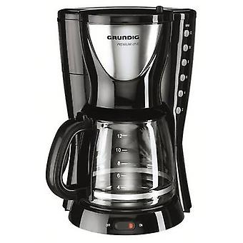 Grundig KM 5260 Coffee maker Black 950 W Cup volume=12