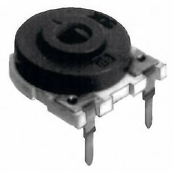 AB Elektronik 2041461705 Cermet rietenknipper lineaire 1 W 22 kΩ 240 ° 270 ° 1 PC('s)