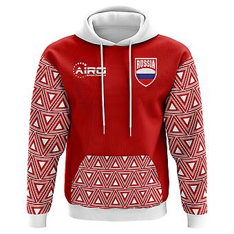 2020-2021 Russia Home Concept Football Hoody