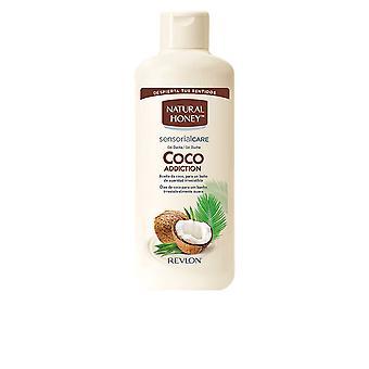 Natural Honey Coco Addiction suihku geeli 650 ml Unisex