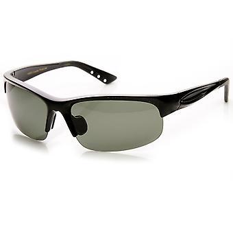 Mens Retro Metal Aviator Sunglasses
