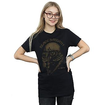 Black Sabbath Women's Tour 78 Boyfriend Fit T-Shirt
