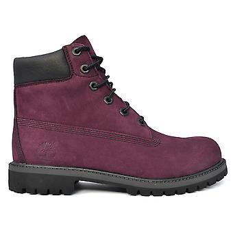 ティンバーランド 6 のプレミアム WP ブート A1O82 普遍的な冬女性靴