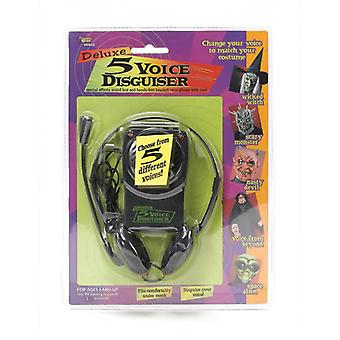 Voice Changer & Headset Microphone.