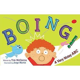 Boing! -Bardzo głośny ABC przez Boing! -Bardzo głośny ABC - 9781481487559