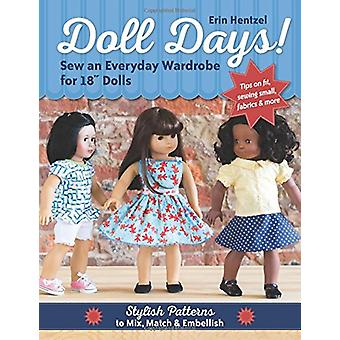 Doll Days! - Sew an Everyday Wardrobe for 18 Dolls by Erin Hentzel - 9
