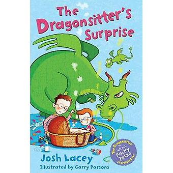 The Dragonsitter's Surprise by Josh Lacey - 9781783446230 Book