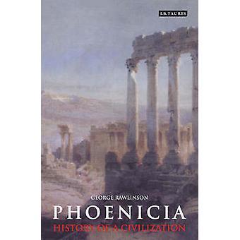 Phoenicia (New edition) by George Rawlinson - 9781845110192 kirja