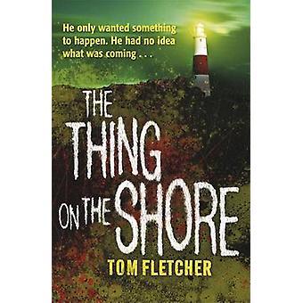 Sak på stranden av Tom Fletcher - 9781849161367 bok