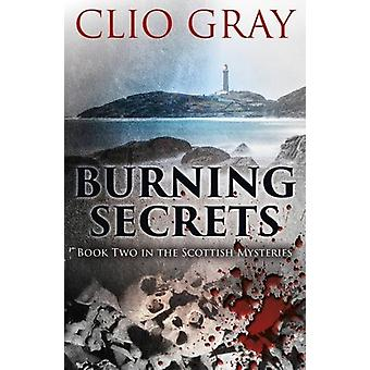Burning Secrets by Clio Gray - 9781911331292 Book
