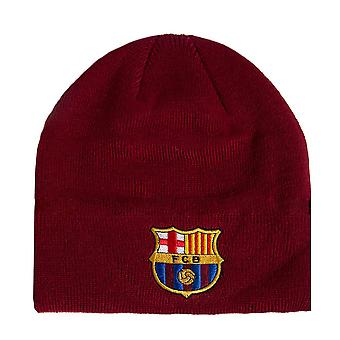 FC Barcelona Beanie Knitted Hat