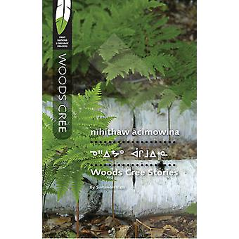 Woods Cree Stories by Solomon Ratt - 9780889773455 Book